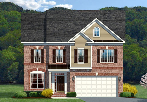 The Cambridge Model New Homes In Northern Virginia