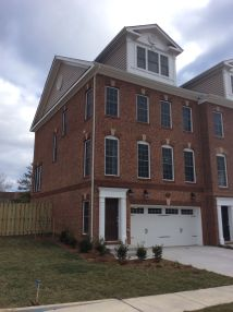 3 new move in ready luxury townhomes in springfield va new